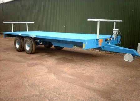 low loader cross bars