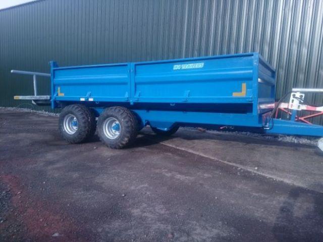 dump trailer 5