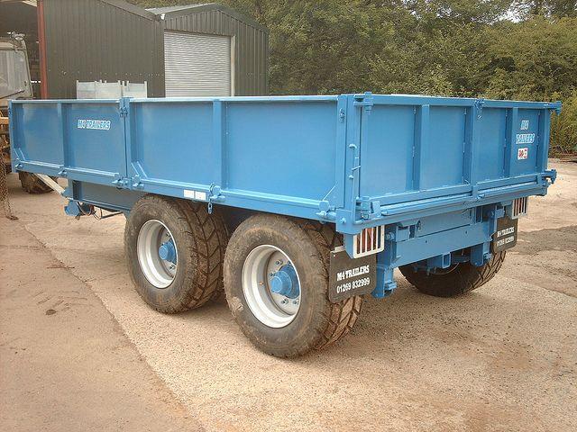 dump trailer 4