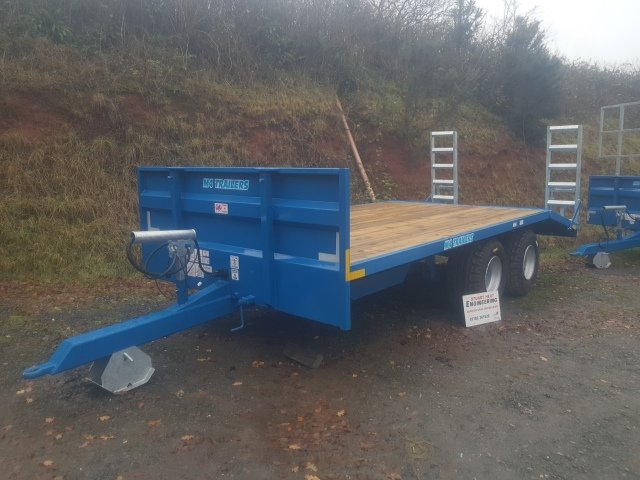 mini low loader