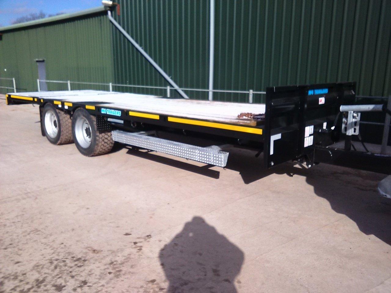 black low loader 2