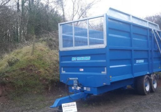 grain silage trailer 5