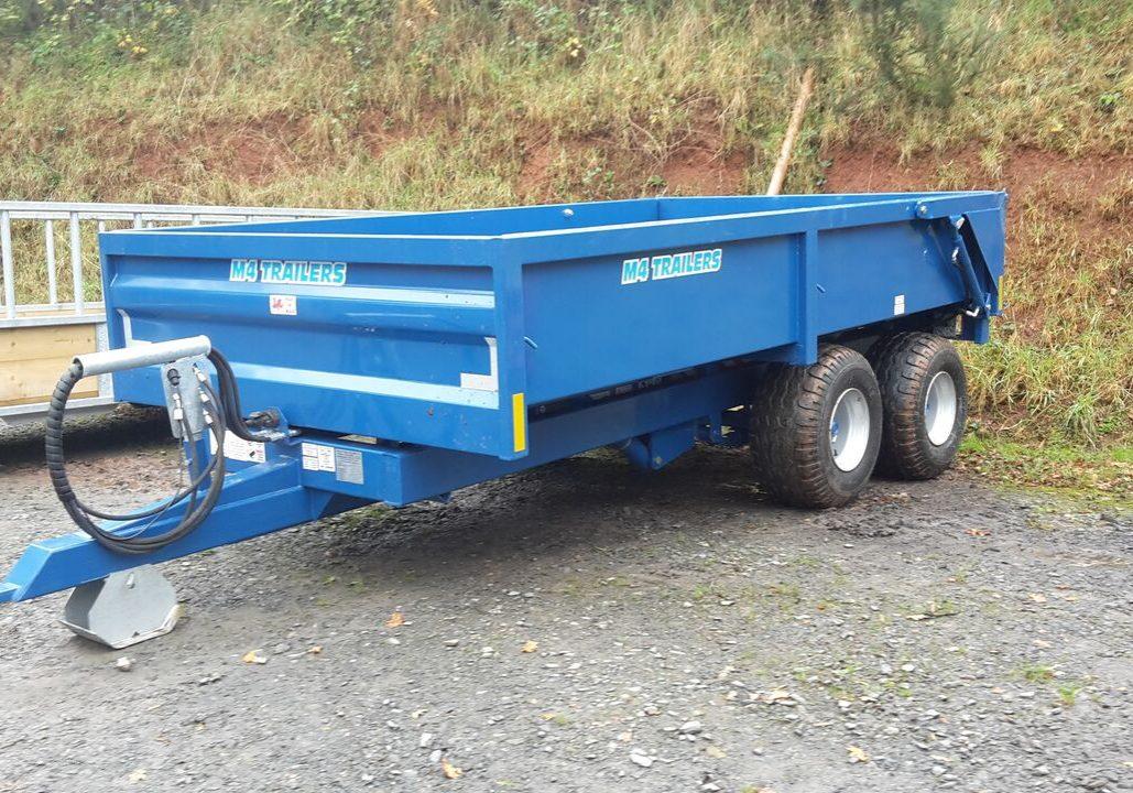 dump trailer 2