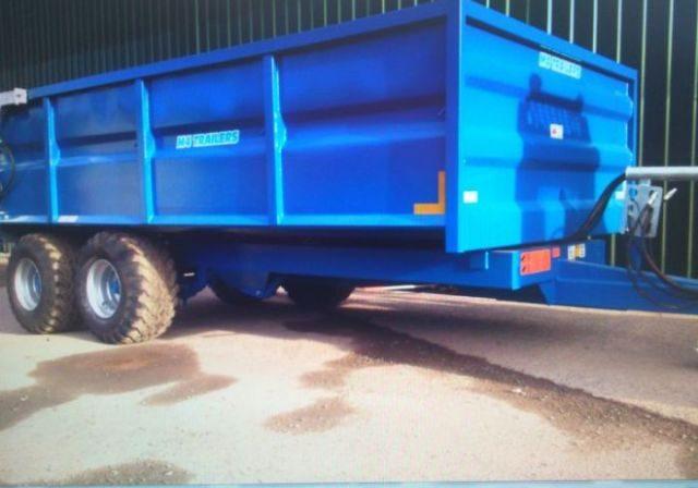 dump trailer 6