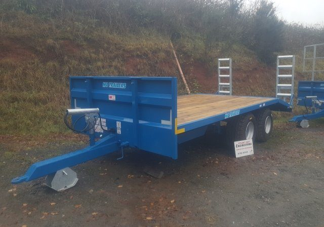 mini low loader